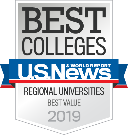 Best Value Badge US News and World Rankings