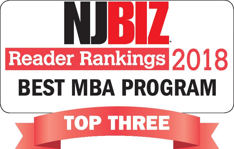 2018 NJBIZ Reader Poll Ranking