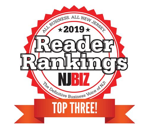 2019 NJBIZ Reader Rankings