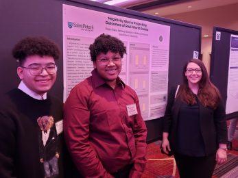 Anthony Martinez, Diego Jones, & Brittany Hanson