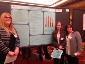 Research Poster and Authors Alyssa M. Lindenbaum, Marcella Devenuta, Maryellen Hamilton
