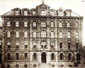 old saint peter's building
