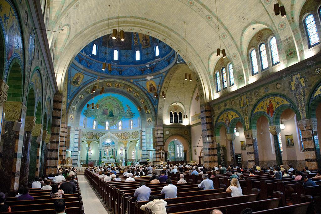 St. Aedan's Catholic Church in Jersey City