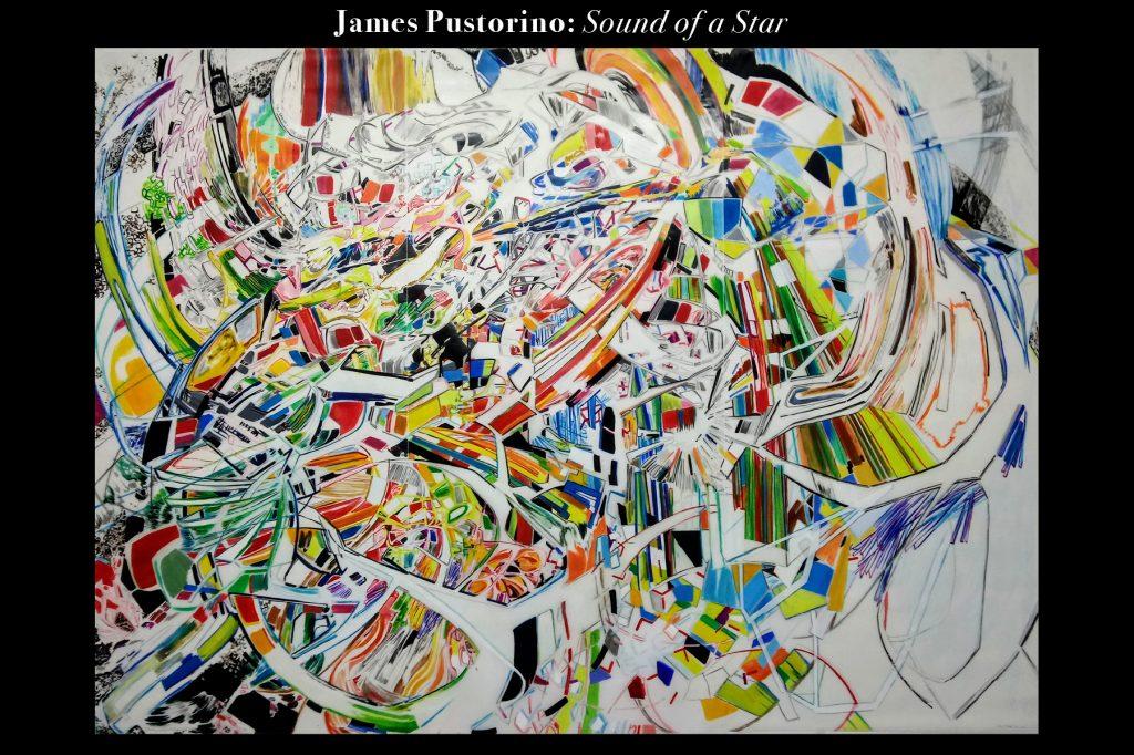 James Pustorino: Sound of a Star Virtual Exhibition