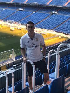football stadium in Comillas