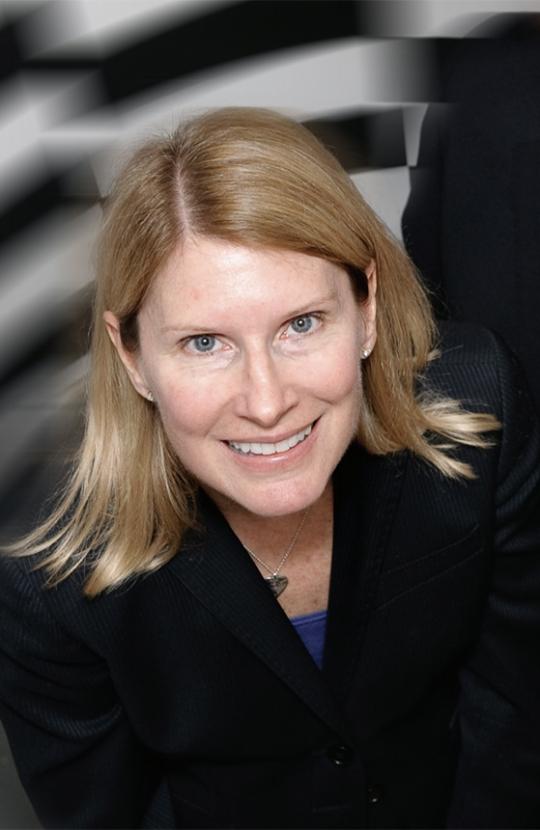 Headshot of Andrea   Bubka