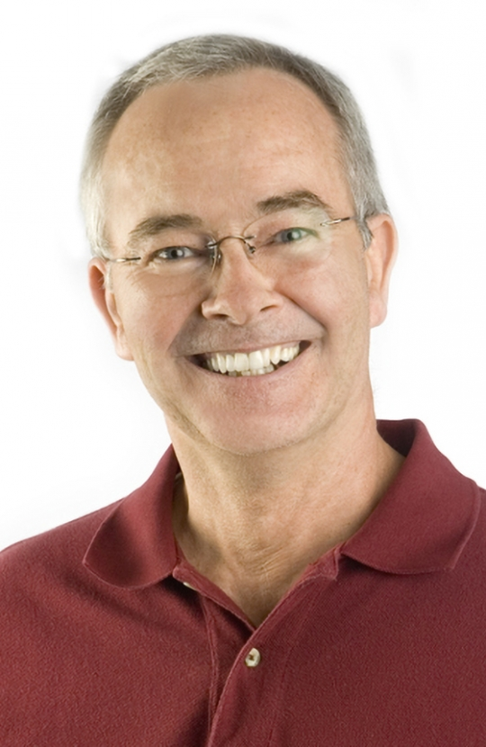 Headshot of James   Clayton