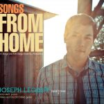 Joseph_Songs from home cover