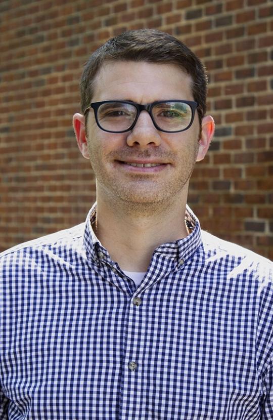 Headshot of Daniel   Wisneski