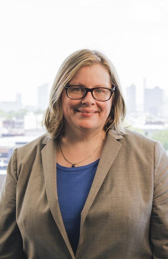 photo of Jill E. Callahan