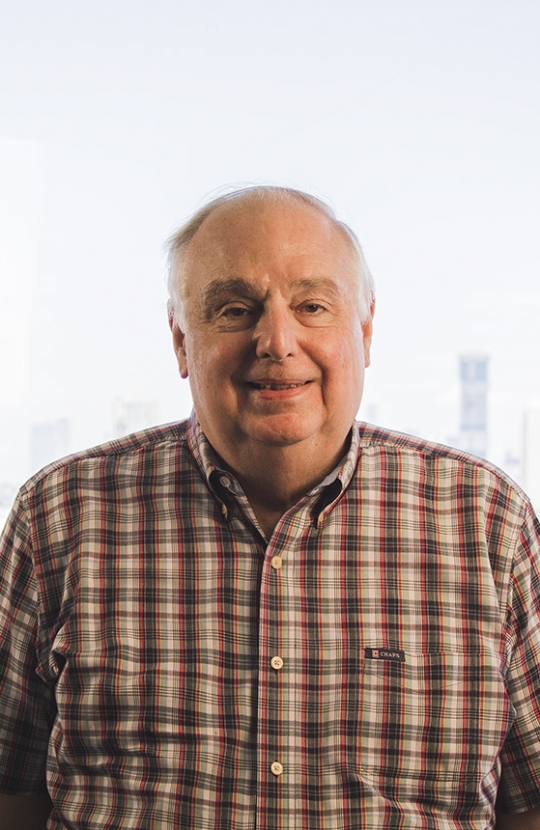 photo of Kevin A. Leeds