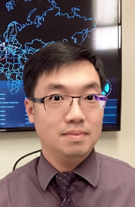 Headshot of Steven  Wong