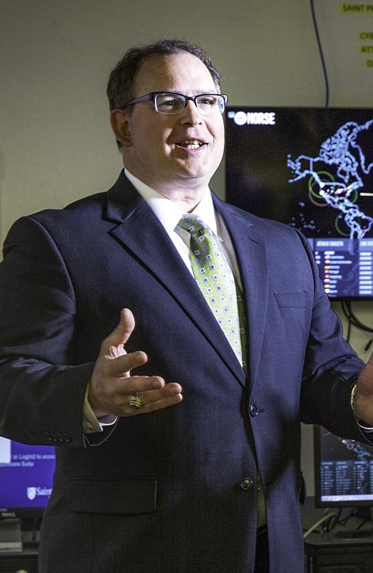 photo of Edward J. Moskal
