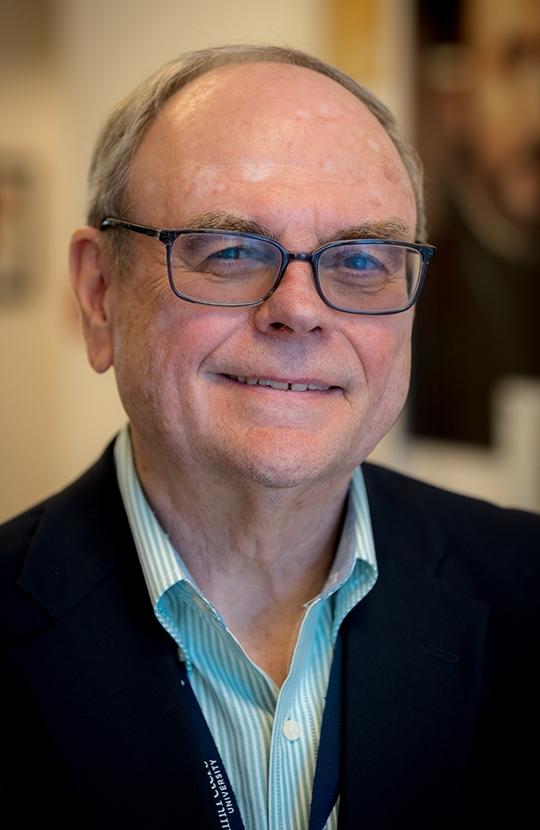 Headshot of Kevin   Callahan J.S.C.