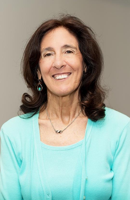 Headshot of Meryl   Taradash