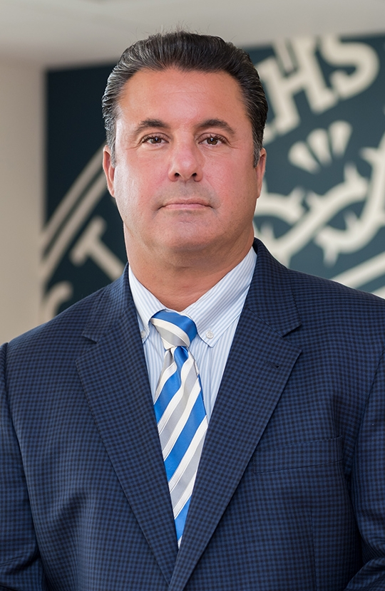 Headshot of Michael  Finetti