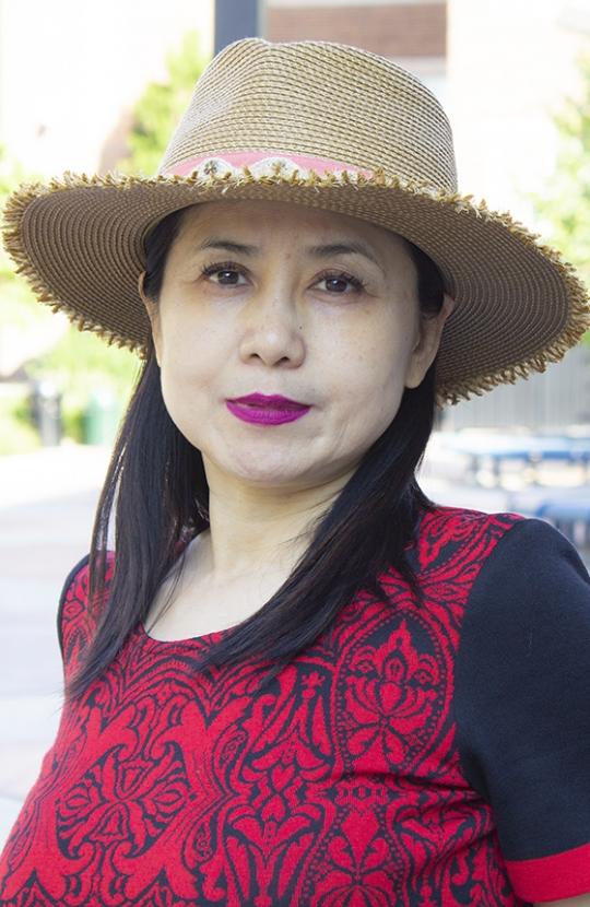 Headshot of Ziyan (Jane)   Cheng