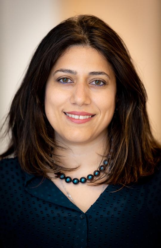 Headshot of Yosra   Badiei