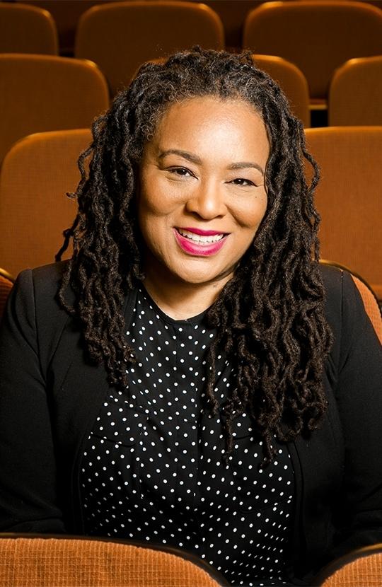 Headshot of Kimberley   Norsworthy