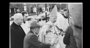 Rev. Thomas Aloysius Boland, the Archbishop of Newark