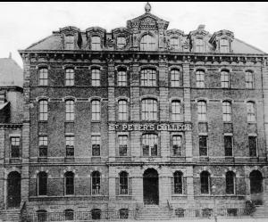 Saint Peter's College original building