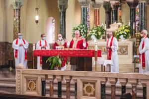 Mass of the Holy Spirit - September 15, 2021