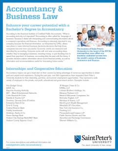 Accountancy/Business Law Description