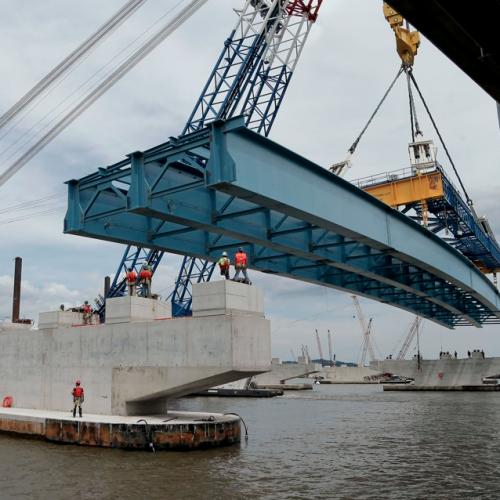 tappan zee construction
