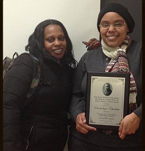 Ishea Neal and award
